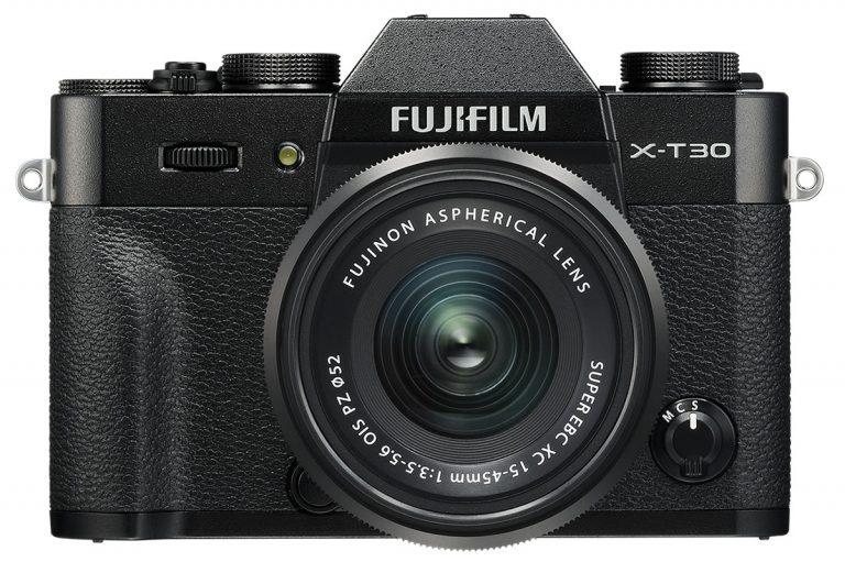 Fujifilm X-T30 II Film Simulations
